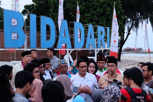 Penataan Pulau Bidadari Beratmosfer Batavia Segera Rampung