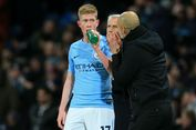 Schalke Vs Man City, De Bruyne Singgung Peluang Quadruple The Citizens
