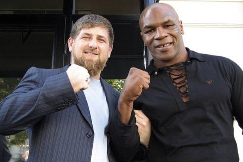 Tyson Bantah Bertemu Pimpinan Chechnya