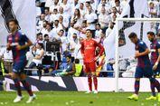 Real Madrid Kalah, Marcelo Sebut Skuad Tetap Dukung Lopetegui