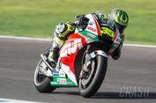 MotoGP Spanyol, Cal Crutchlow Optimistis Raih Podium