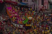 69.000 Wisatawan Kunjungi Festival Bakar Tongkang Riau