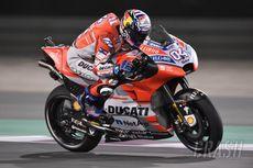 Dovizioso Senang Bisa Kalahkan Marquez