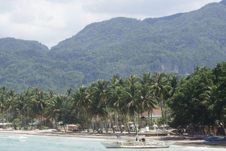 Puerto Princesa Subterranean River National Park di Filipina.