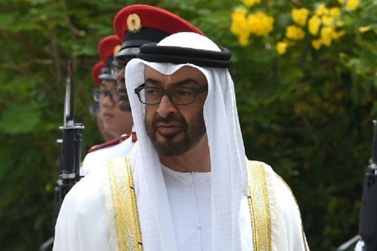 Putra Mahkota Abu Dhabi Sheikh Mohammed bin Zayed al-Nahyan. (AFP/ROSLAN RAHMAN)