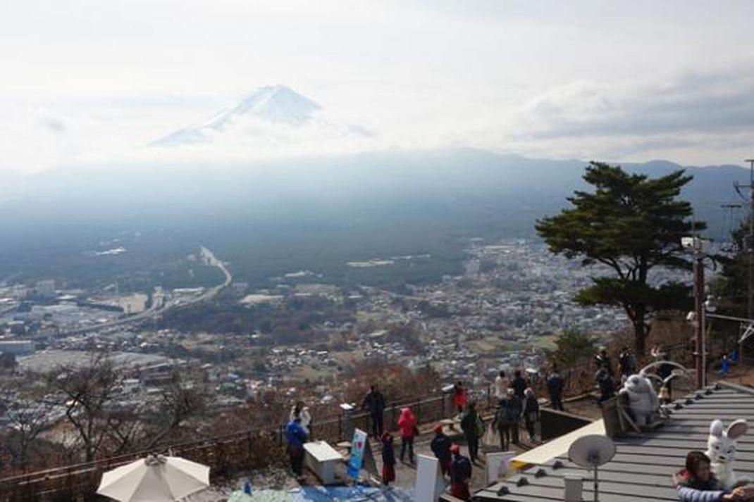 Travel - Gunung Fuji di Jepang