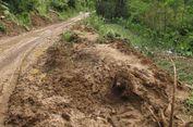 Tanah Longsor di Kabupaten Semarang, Jalan Antar-desa Putus dan Kuburan Rusak