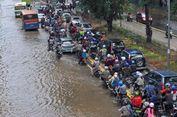 Hujan Sejak Pagi, 17 Titik di Jakarta Dilanda Banjir