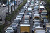 Belum Ada Tilang Selama Uji Coba Ganjil Genap di Tol Tangerang