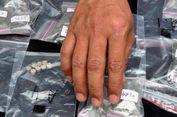 Residivis Ajari HG dan SA Buat Ekstasi Palsu dari Paracetamol dan Belau