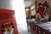 Pria Ini Diamankan di TPS 06 Bekasi karena Diduga Hendak Pengaruhi Pemilih
