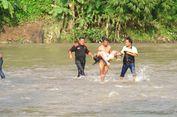Seorang Bocah Perempuan Tewas Terseret Arus Saat Berenang di Sungai
