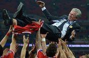 Sebelum Pensiun, Heynckes Ingin Rasakan Sensasi Lawan Zidane