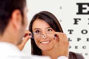 Pengguna Kacamata, Seberapa Sering Harus Cek Kondisi Mata?