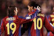 5 Statistik Menarik dari Awal Karier Lionel Messi di Barcelona
