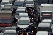 'Contraflow' Akan Diberlakukan di Jalan Raya Ciater Tangerang