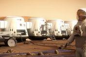 NASA Ingin Ubah Tanah Mars Jadi Bahan Bakar Roket
