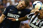 Juventus Vs Inter, Djorkaeff Yakin Hanya Inter yang Mampu Saingi Juve