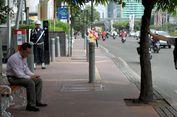 Trotoar Layak Pakai di Jakarta Hanya 10 Persen