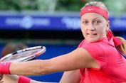 Cedera Lengan, Kvitova Terancam Absen pada Wimbledon 2019