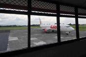 'Traffic' Penumpang di Bandara Adisutjipto Sangat Tinggi