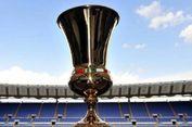 Undian Perempat Final Coppa Italia, Lazio Vs Inter, AC Milan Vs Napoli