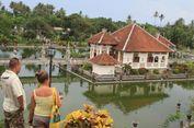 Berkunjung ke Taman Ujung di Karangasem, Bali