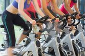 Bakar Lebih Banyak Kalori dengan Sepeda Statis
