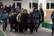 Seorang Siswa Berpisau Mengamuk di Rusia, 4 Terluka