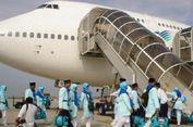 10.810Calon Jemaah Haji Periode 6-9 Juli Telah Diterbangkan dari Bandara AP I