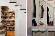 8 Ide Menarik untuk Ruang di Bawah Tangga