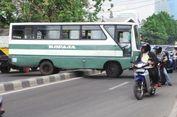 Ini Ketentuan soal Larangan Metromini dan Kopaja Melintas di Sudirman-Thamrin