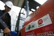 Penyaluran Dana Insentif Biodesel Capai Rp 5,51 Triliun