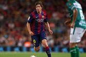Cedera Hamstring, Sergi Roberto Absen Bela Barcelona Selama Satu Bulan
