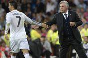 Ancelotti Akui Ronaldo Tak Pernah Gagal