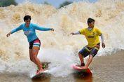 Wisata Selancar Cocok untuk Kembangkan Pariwisata Daerah Terpencil