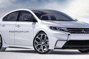 Pasar Sedan Belum Menjanjikan buat Mitsubishi