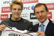 Odegaard Senang Zidane Kembali ke Real Madrid