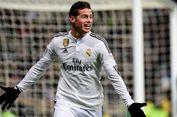 Real Madrid Akan Jual James Rodriguez demi Paul Pogba