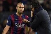 Akhiri Masa Bakti di Barcelona, Mascherano Pindah ke Klub China