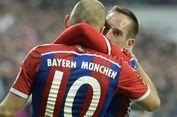Inilah Kandidat Pengganti Robbery di Bayern Muenchen