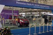 Suzuki Indonesia Mau Genjot Ekspor Pakai Ertiga Baru