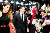 James Rodriguez Bercerai dengan Daniela Ospina