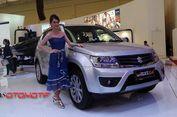 Suzuki Tegaskan Tidak Menjual Grand Vitara JLX