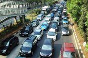 Libur Imlek, 78.000 Kendaraan Bakal Tinggalkan Jakarta