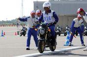 Aturan Baru Kompetisi Instruktur 'Safety Riding' Honda di Jepang