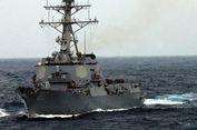 AS Pertimbangkan Kirim Kapal Perang ke Selat Taiwan