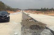 Jembatan Tol Trans Sumatera Roboh, Wika Pastikan Tangani 5 Korban Luka