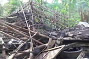 186 Rumah Rusak Diterjang Puting Beliung di Bandung Barat