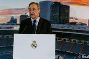 Rayu Neymar, Perez Sebut Gabung ke Madrid Buka Kans Raih Ballon d'Or